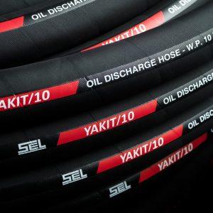 Wąż olejoodporny YAKIT 10 bar