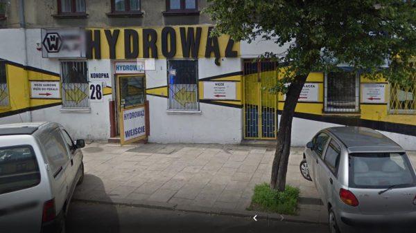 Zdjęcie sklepu HYDROWĄŻ w Pabianicach