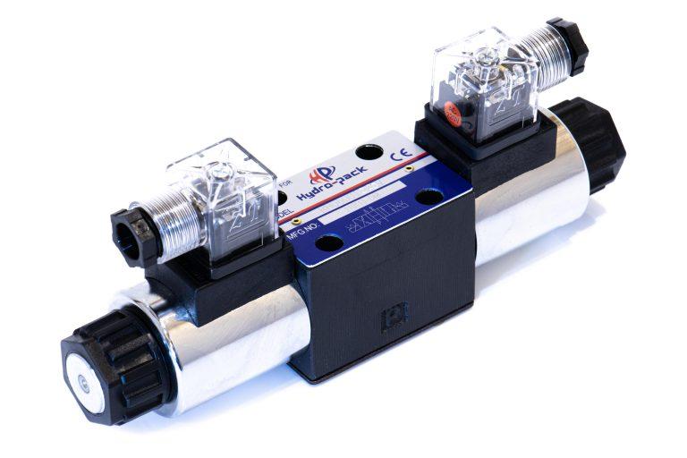 Elektrozawór RH06001 z suwakiem typu H