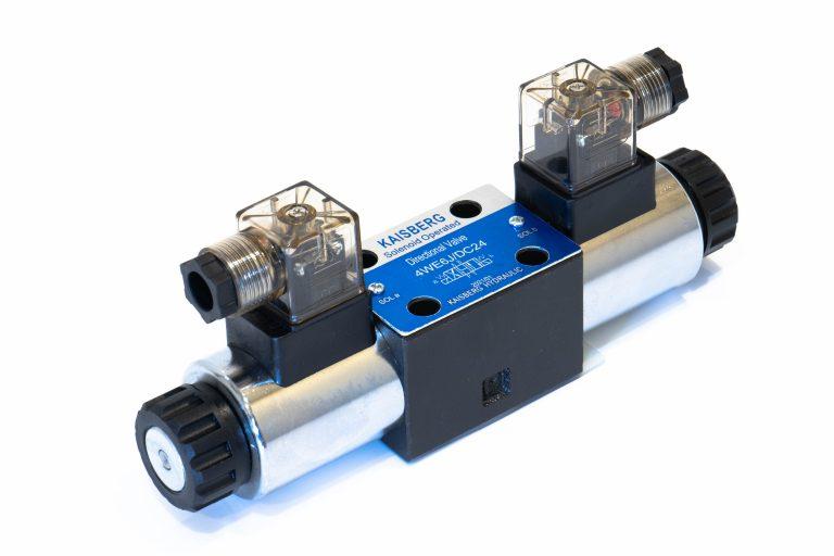 Elektrozawór RH06041 z suwakiem typu J